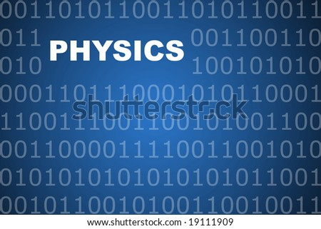 Physics School Course Series Class Abstract Background