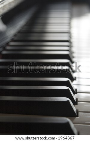 Piano 3 - stock photo