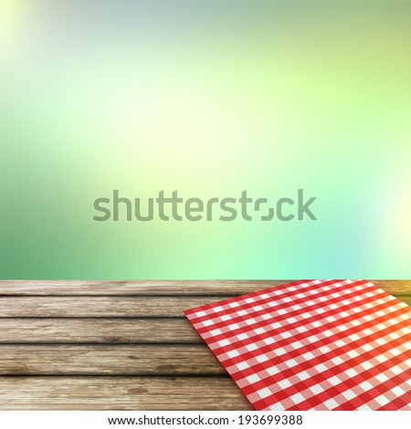 picnic table background stock illustration 193699388 shutterstock