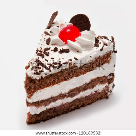 Cake Images Piece : Cake Slice Stock Photos, Images, & Pictures Shutterstock