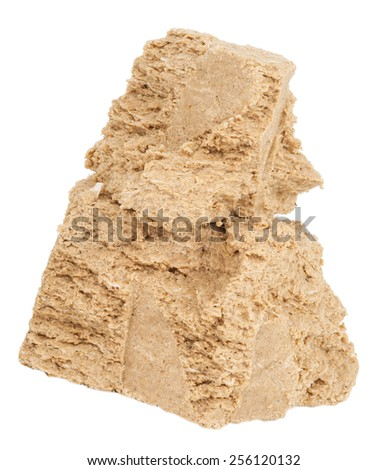 Piece of halva - stock photo