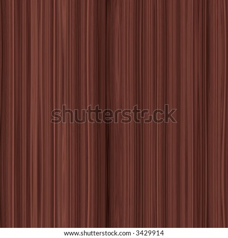 Piece of structured red wood. Seamless tile.