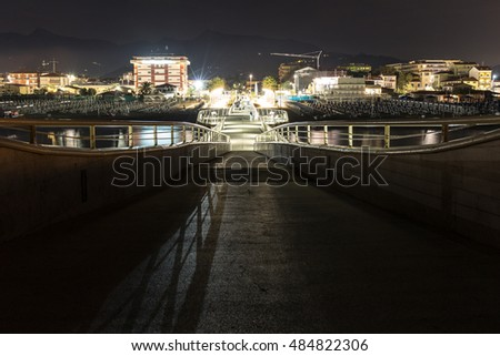 pier - night view 2