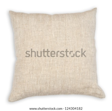 Pillow - stock photo
