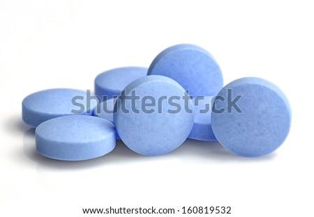 Viagra white pill