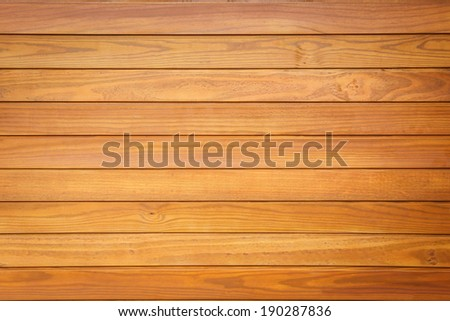 Pine wood plank texture for background - stock photo