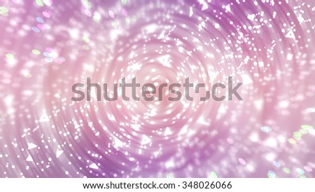 Pink abstract background holidays lights in motion blur image