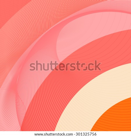 Pink and red background with diagonal stripes. Horizontal minimal backdrop. Can be use for cover catalogs, business card or other print. Raster version - stock photo