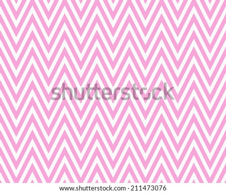 Pink and White Zigzag Textured Fabric Pattern Background that is seamless and repeats