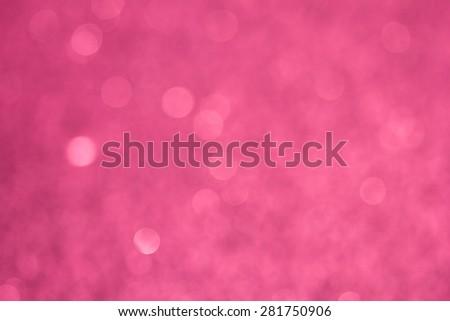 Pink Bokeh Background./Pink Bokeh Background - stock photo