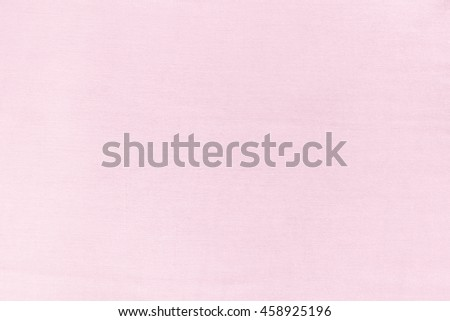 Pink color fabric texture background - stock photo