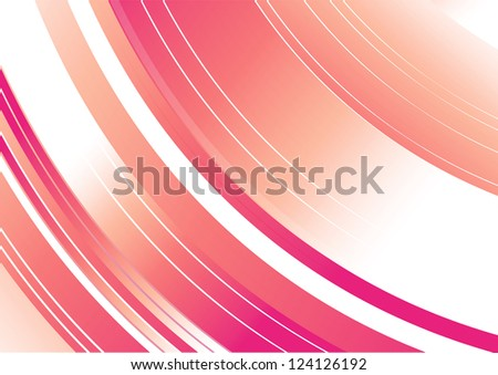 Pink color spinning movement Abstract Background texture pattern, create by vector