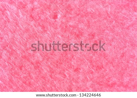 Pink Cotton Candy (Candyfloss) Background - stock photo