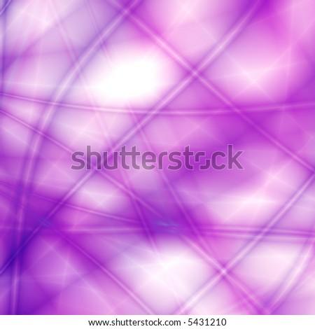 Pink fantasy background - stock photo