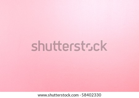 Pink Frosted Glass - stock photo