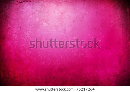 pink grunge textures and backgrounds - stock photo