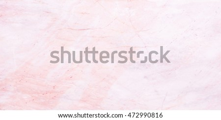Pink light marble stone texture background