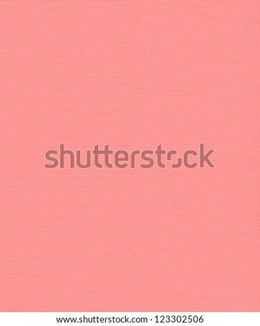Pink linen texture - stock photo