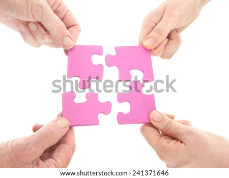 Pink Puzzle