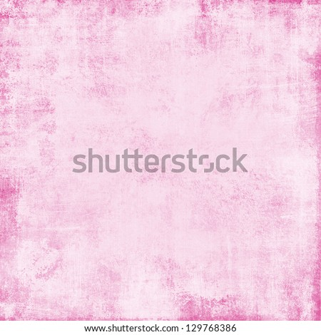 Pink vintage texture background - stock photo