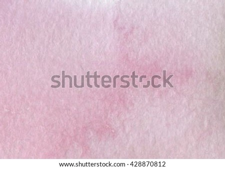 Pink watercolor abstract background - stock photo
