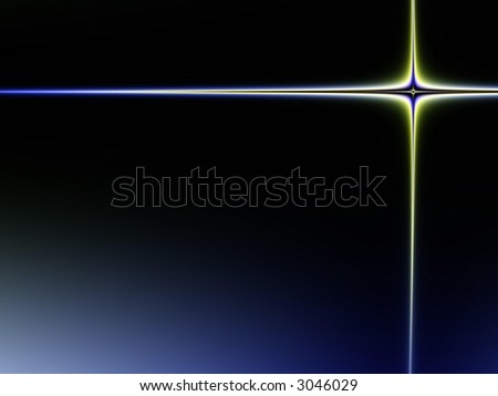 pinpoint abstract star background