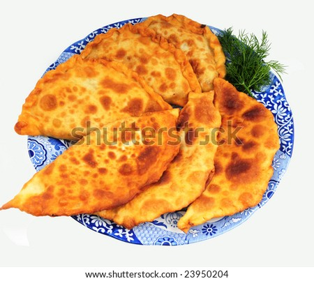 Pirogi - stock photo