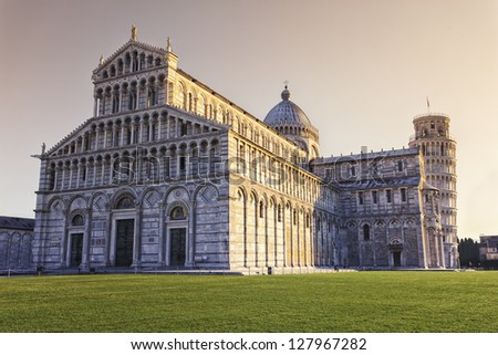 Pisa - Cattedrale, Tuscany
