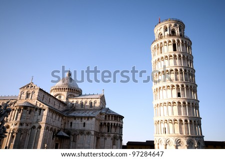 pisa-tower-public square of the miracles