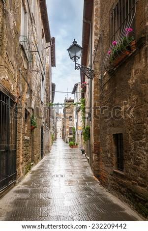 Улицы тосканы