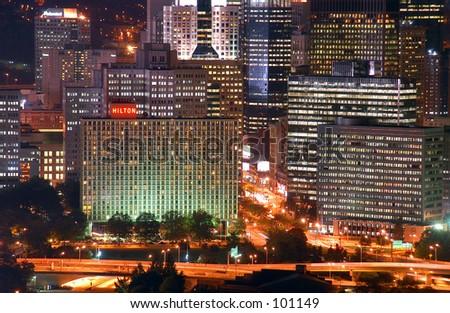 Pittsburgh - stock photo
