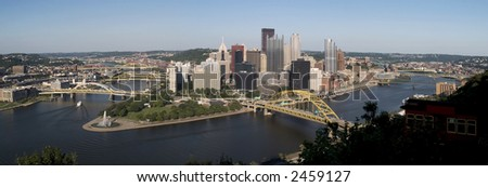 Pittsburgh Panoramic