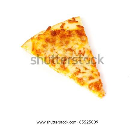 pizza portion - stock photo