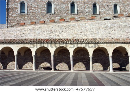 Place in Assisi / Italy