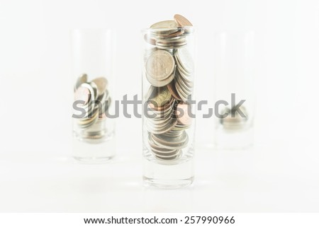 Plan to Investment  - stock photo