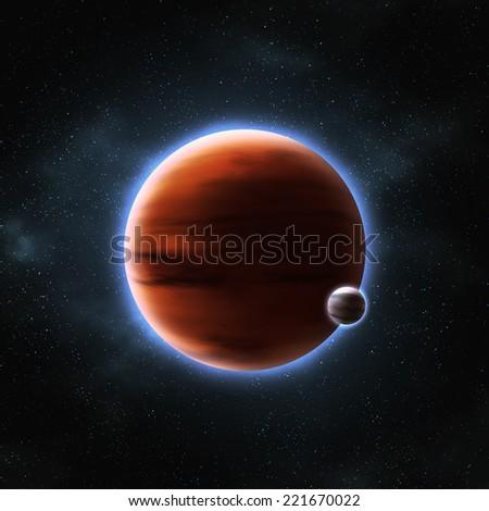 Planets - stock photo