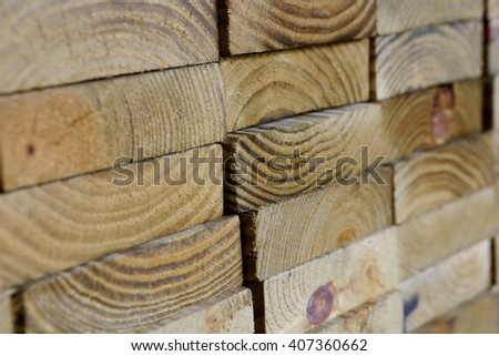 Planks, woods,  boards - stock photo