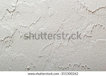 Plaster background - stock photo