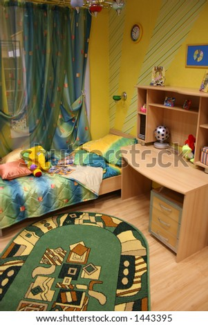 playroom 3 - stock photo