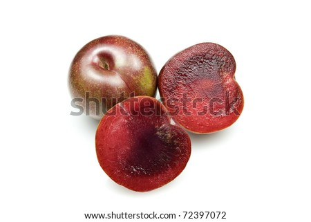 Plums (Blood Plums)