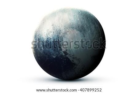 elements present on planet pluto - photo #16