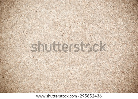 Ply wood texture background, vintage filtered - stock photo