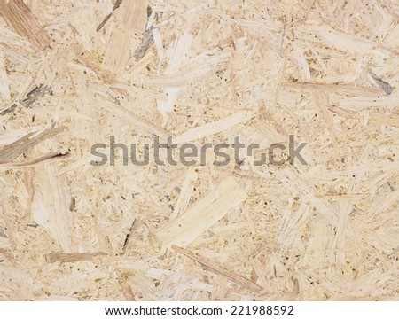 Plywood background - stock photo