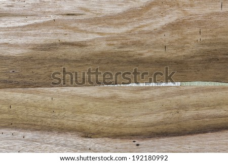 Plywood layer board - stock photo