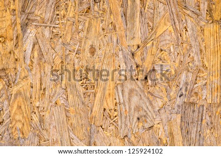 Plywood texture for background usage - stock photo