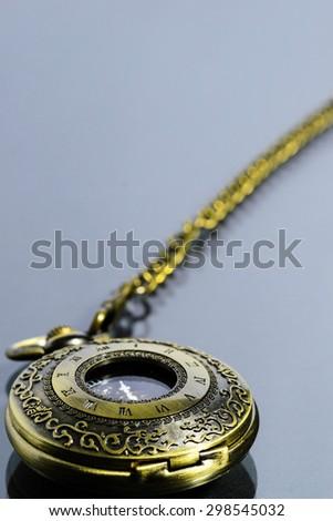 Pocket watch - stock photo