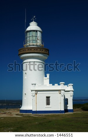 Point Perpendicular Lighthouse, Jervis Bay, NSW, Australia