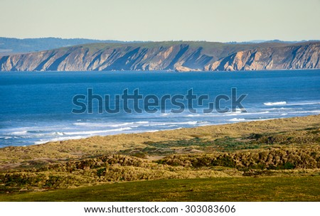 Point Reyes National Seashore - stock photo