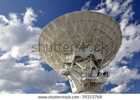 Pointing to the Sky - stock photo