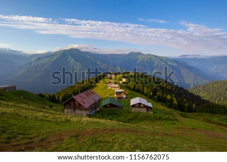stock-photo-pokut-plateau-rize-camlihems